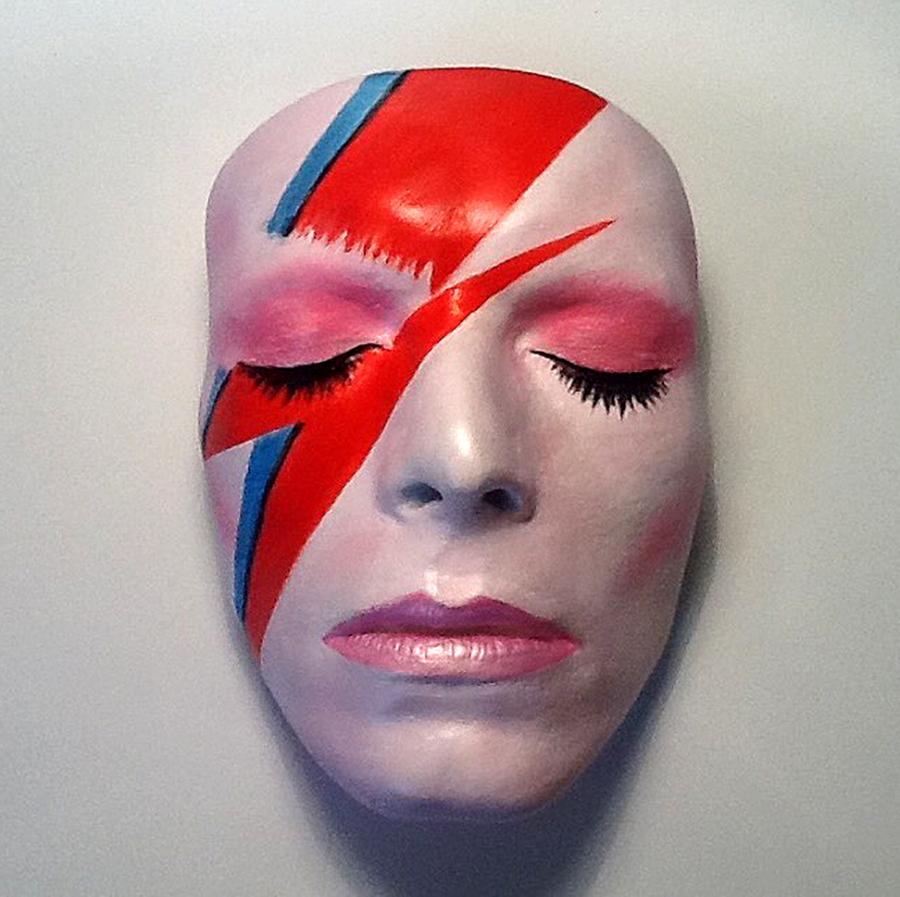 SweetHead | David Bowie Life Masks