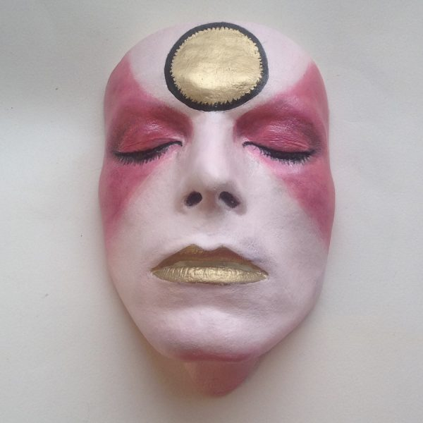 kabuki mask template - david bowie kabuki ziggy life mask sweethead