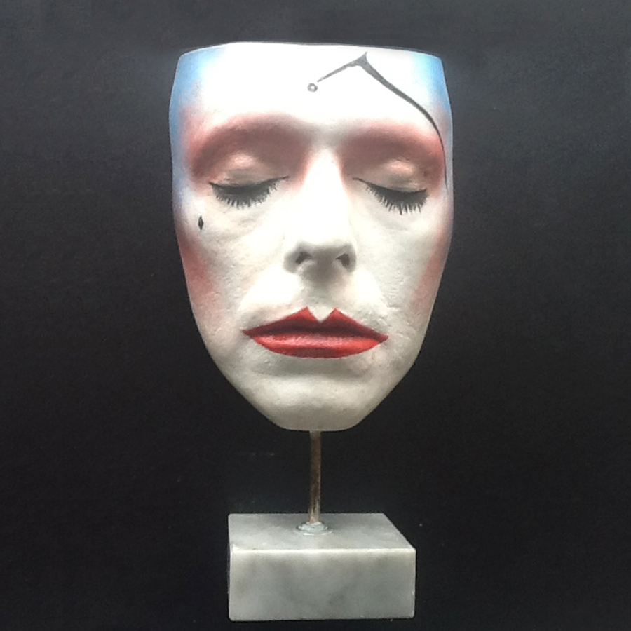 David Bowie 'Cracked Actor' Mask Deluxe Edition